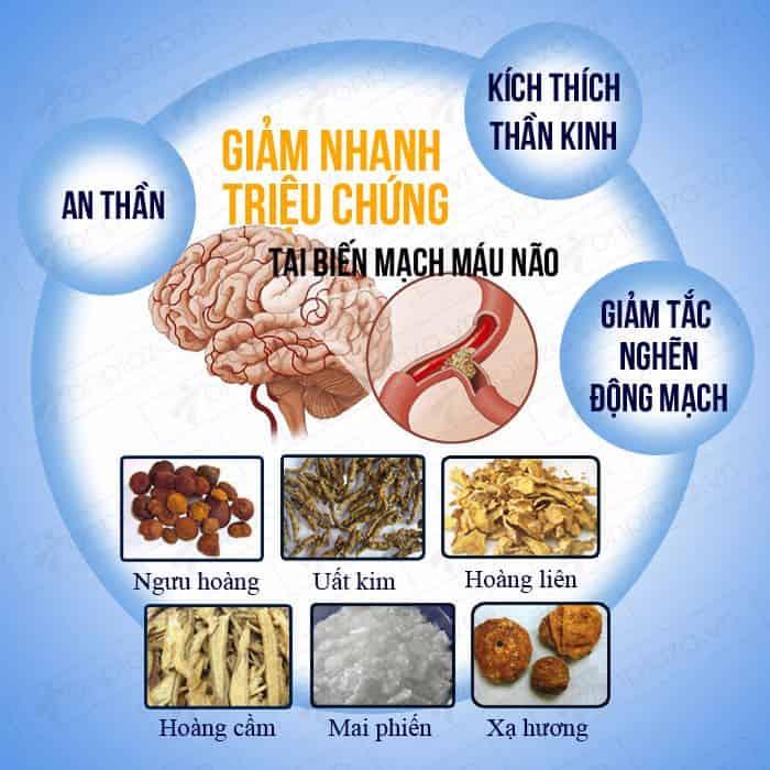 Điều trị di chứng tai biến mạch máu não trong y học cổ truyền