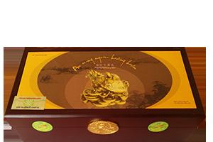 Hộp An Cung Rùa Vàng